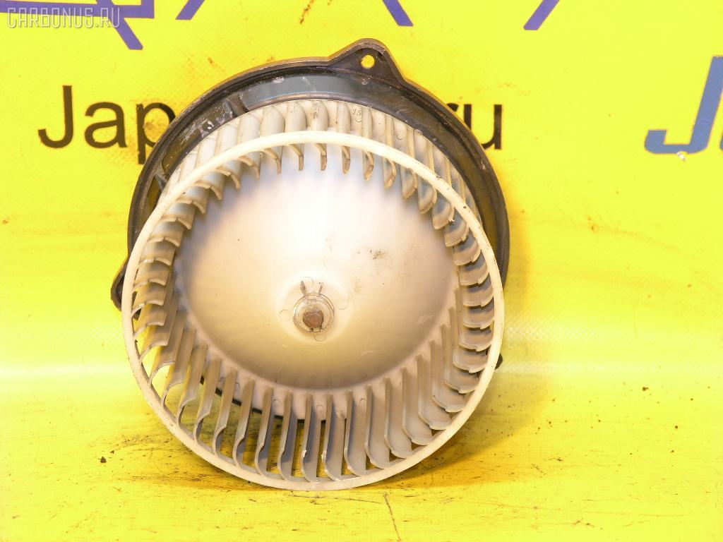 Мотор печки TOYOTA CYNOS EL44. Фото 7