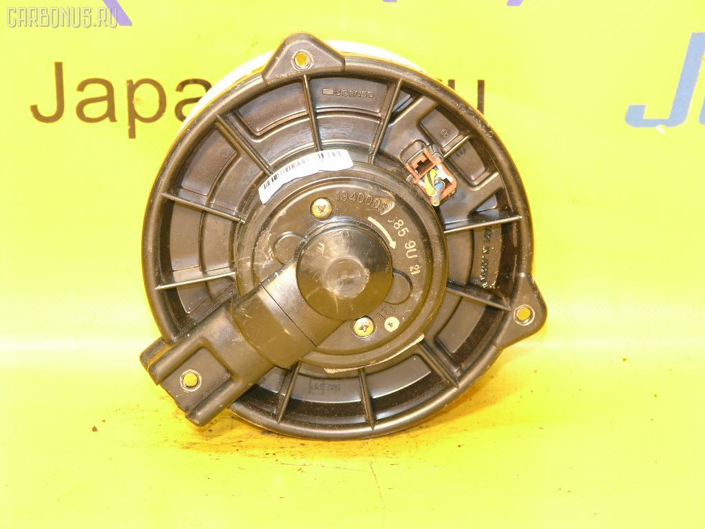Мотор печки TOYOTA CYNOS EL44. Фото 8