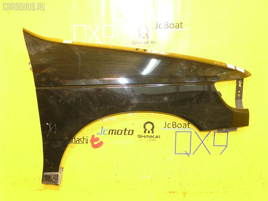Крыло переднее NISSAN RNESSA PNN30. Фото 1