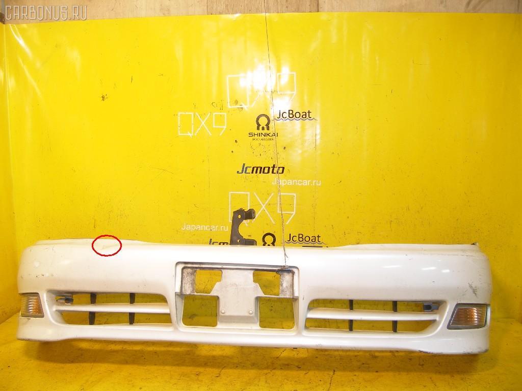 Бампер TOYOTA CHASER GX90. Фото 4