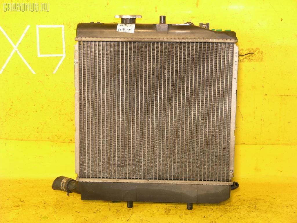 Радиатор ДВС MAZDA DEMIO DW3W B3. Фото 11