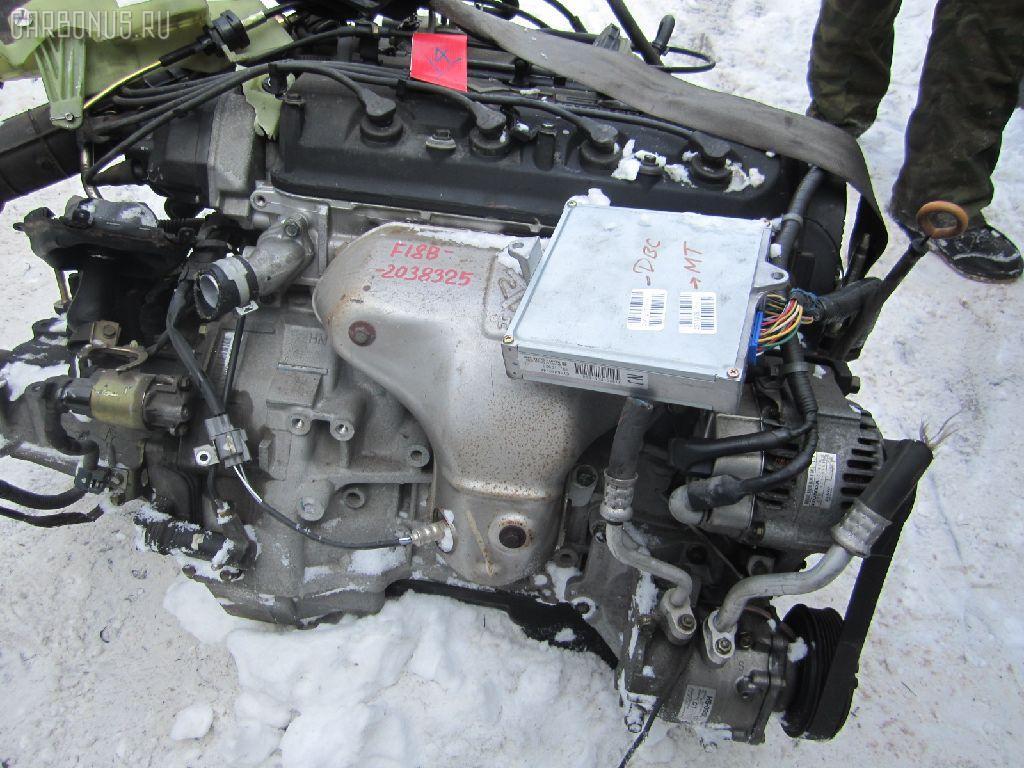 Двигатель HONDA ACCORD CF3 F18B. Фото 2