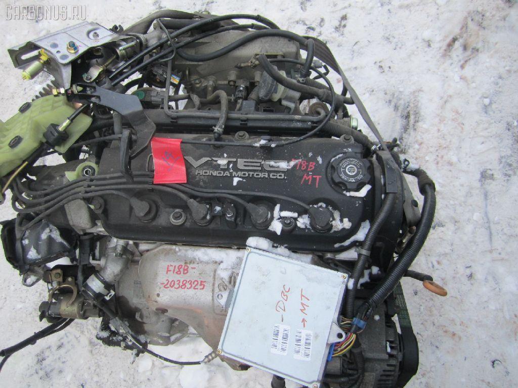 Двигатель HONDA ACCORD CF3 F18B. Фото 4