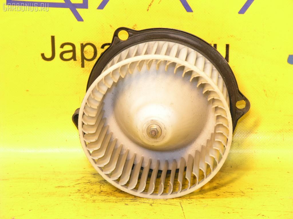Мотор печки TOYOTA STARLET EP91. Фото 7