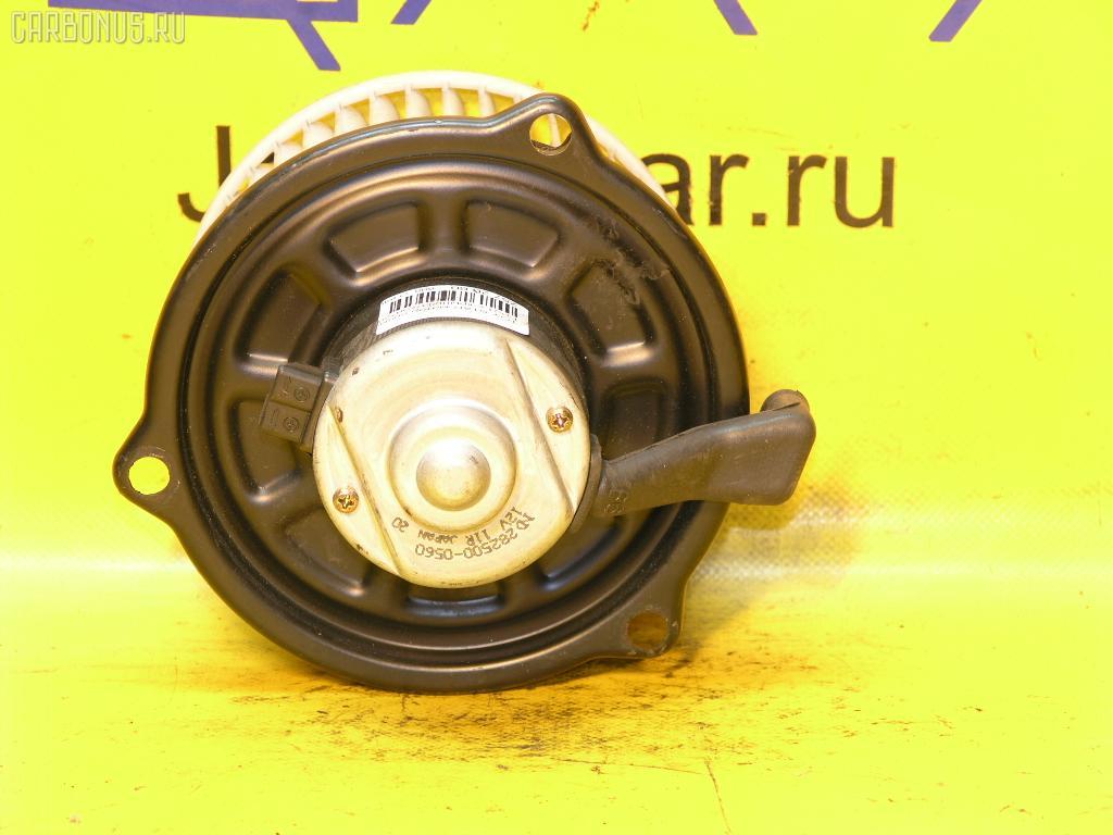 Мотор печки TOYOTA STARLET EP91. Фото 8