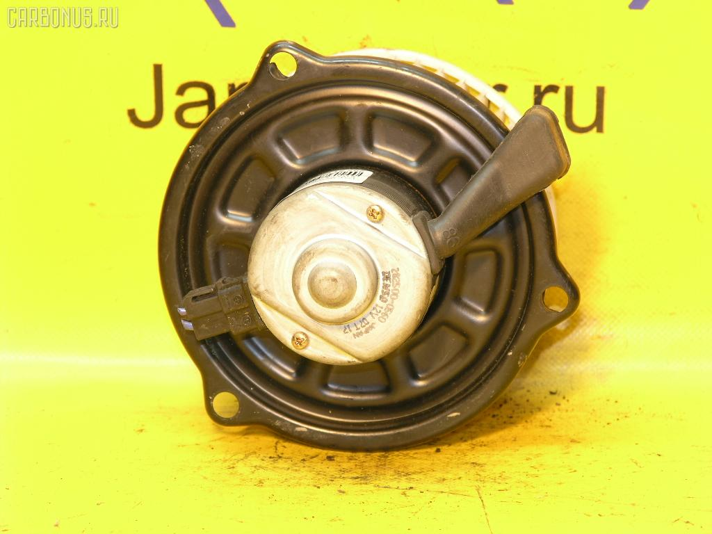 Мотор печки TOYOTA COROLLA II EL53. Фото 6