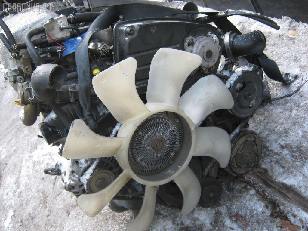 Двигатель NISSAN SKYLINE HCR32 RB20DET. Фото 4