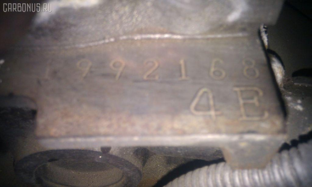 Двигатель TOYOTA COROLLA II EL51 4E-FE. Фото 5