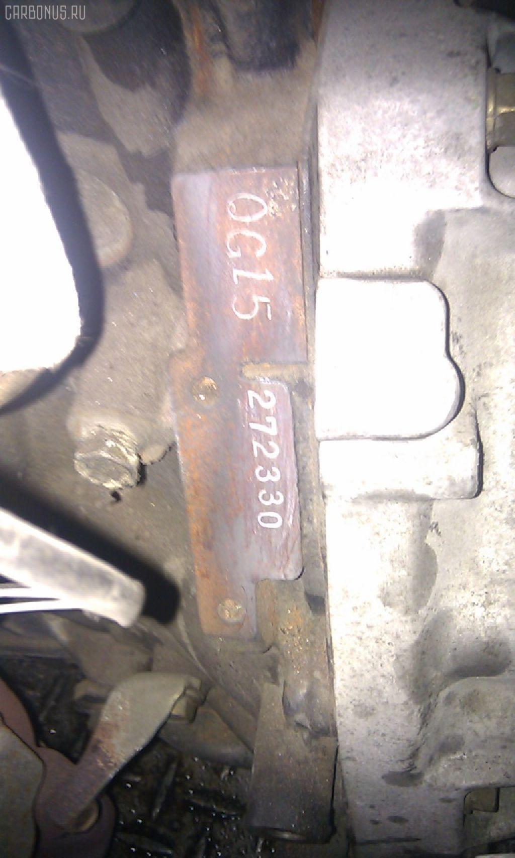 Двигатель NISSAN SUNNY FB15 QG15DE. Фото 6