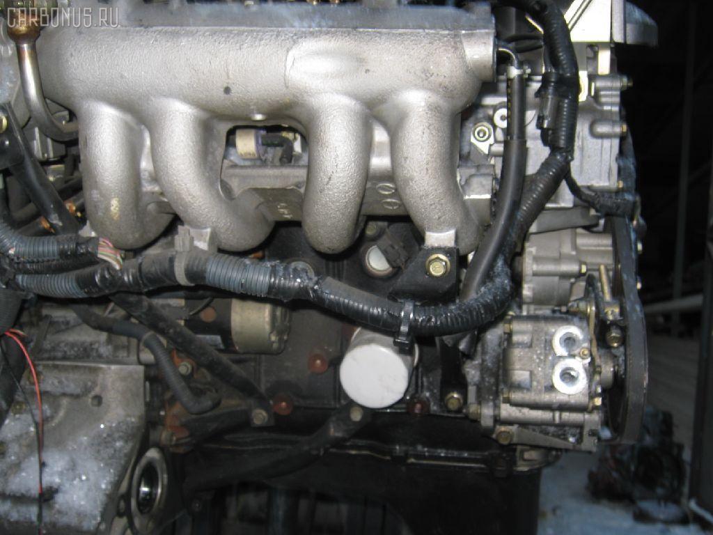 Двигатель NISSAN SUNNY FB15 QG15DE. Фото 5