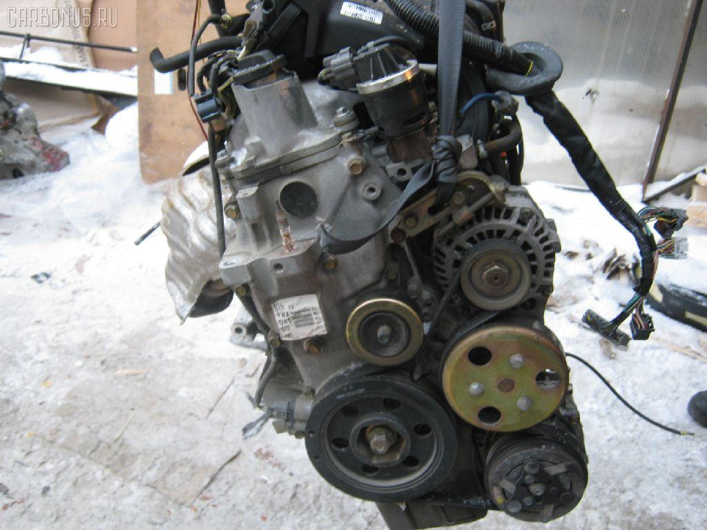 Двигатель HONDA FIT GD1 L13A. Фото 11
