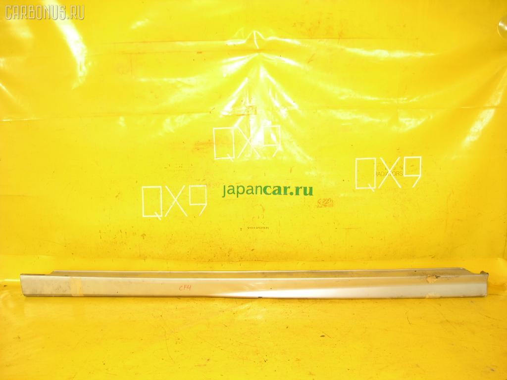 Порог кузова пластиковый ( обвес ) HONDA ACCORD CF4. Фото 1