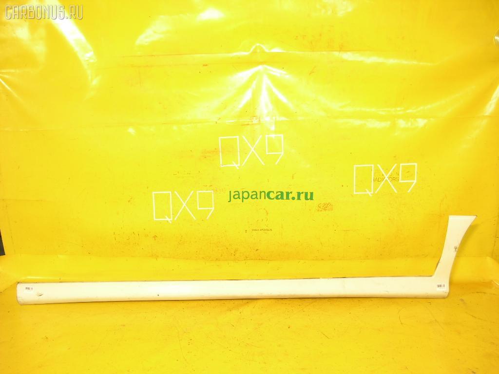 Порог кузова пластиковый ( обвес ) TOYOTA IPSUM SXM10G. Фото 3