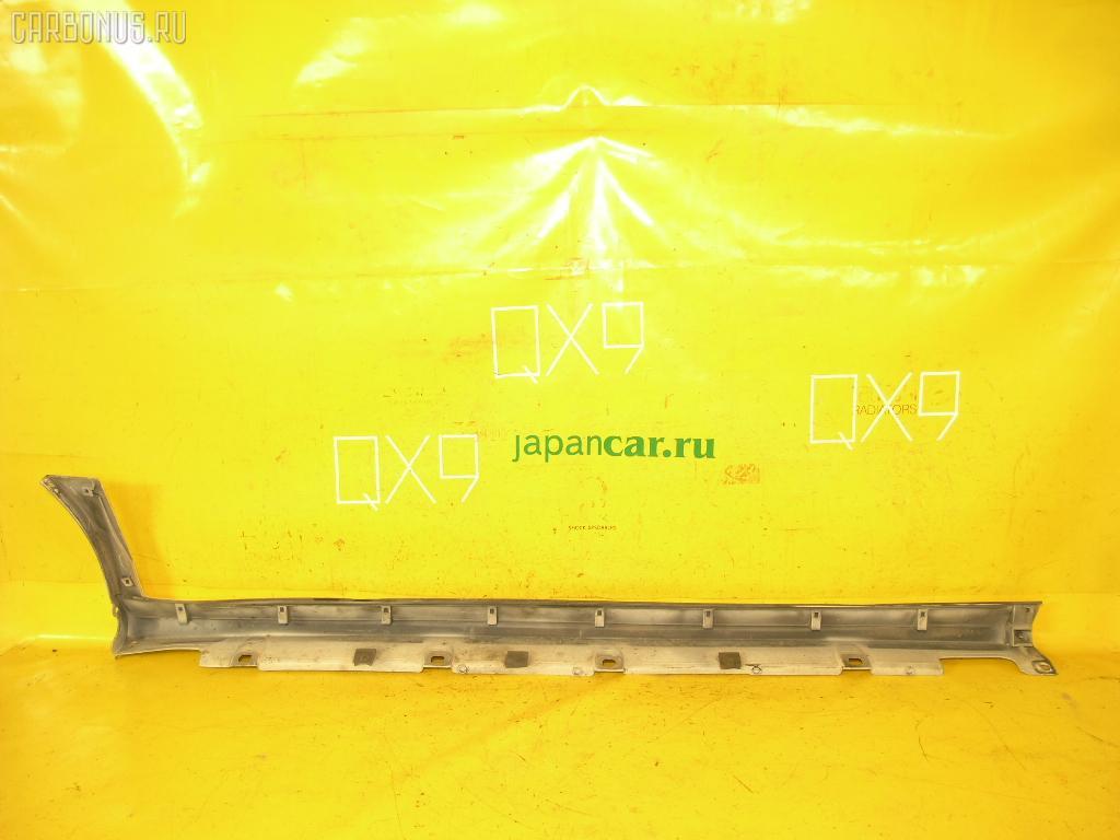 Порог кузова пластиковый ( обвес ) TOYOTA IPSUM SXM10G. Фото 4
