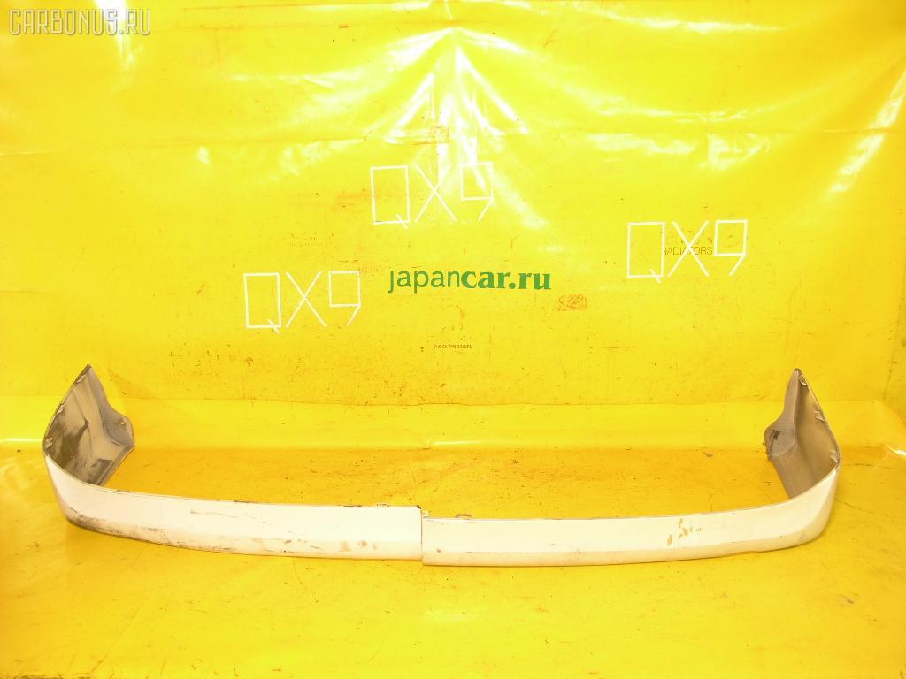 Порог кузова пластиковый ( обвес ) TOYOTA IPSUM SXM10G. Фото 7