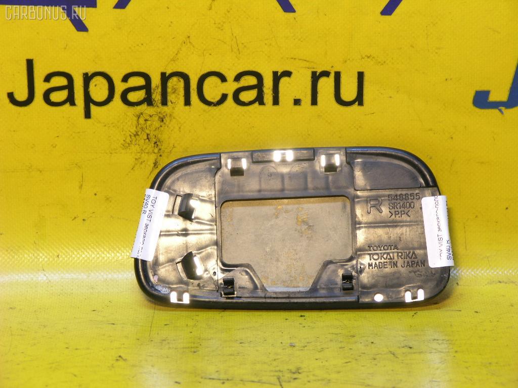 Зеркало-полотно TOYOTA VISTA SV40. Фото 2
