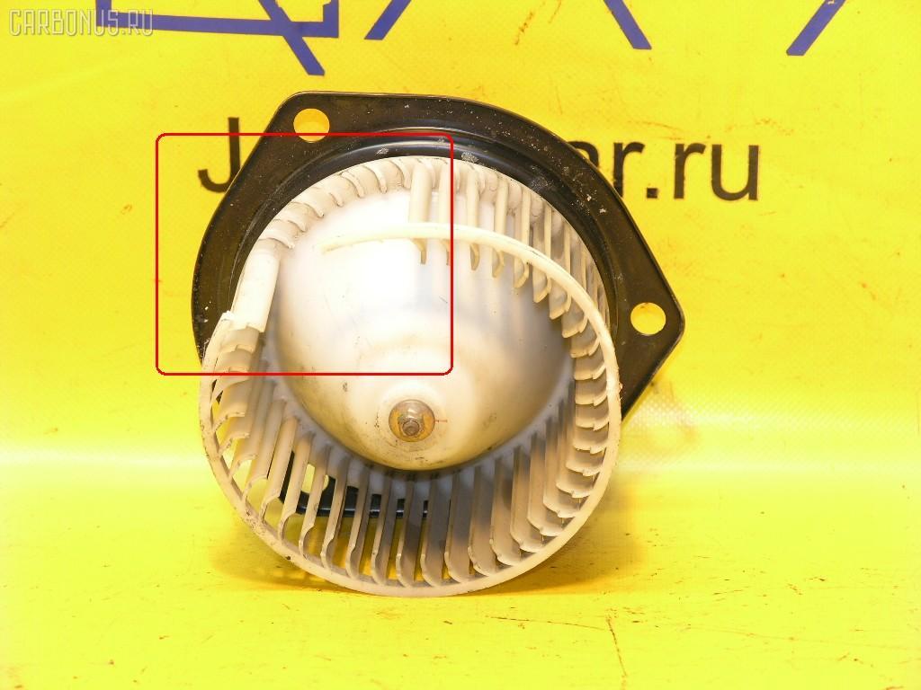 Мотор печки TOYOTA COROLLA II EL53. Фото 7