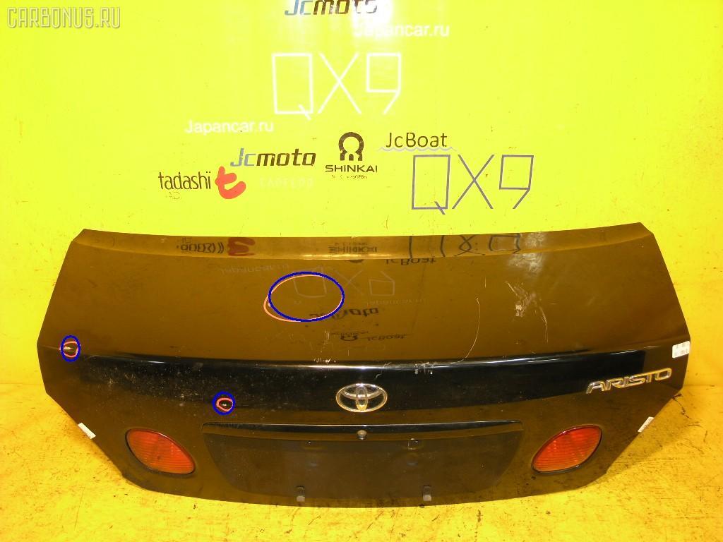 Крышка багажника TOYOTA ARISTO JZS161. Фото 1
