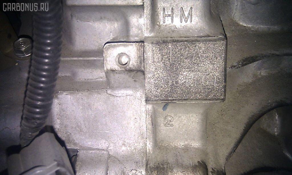 Двигатель HONDA STREAM RN1 D17A. Фото 11