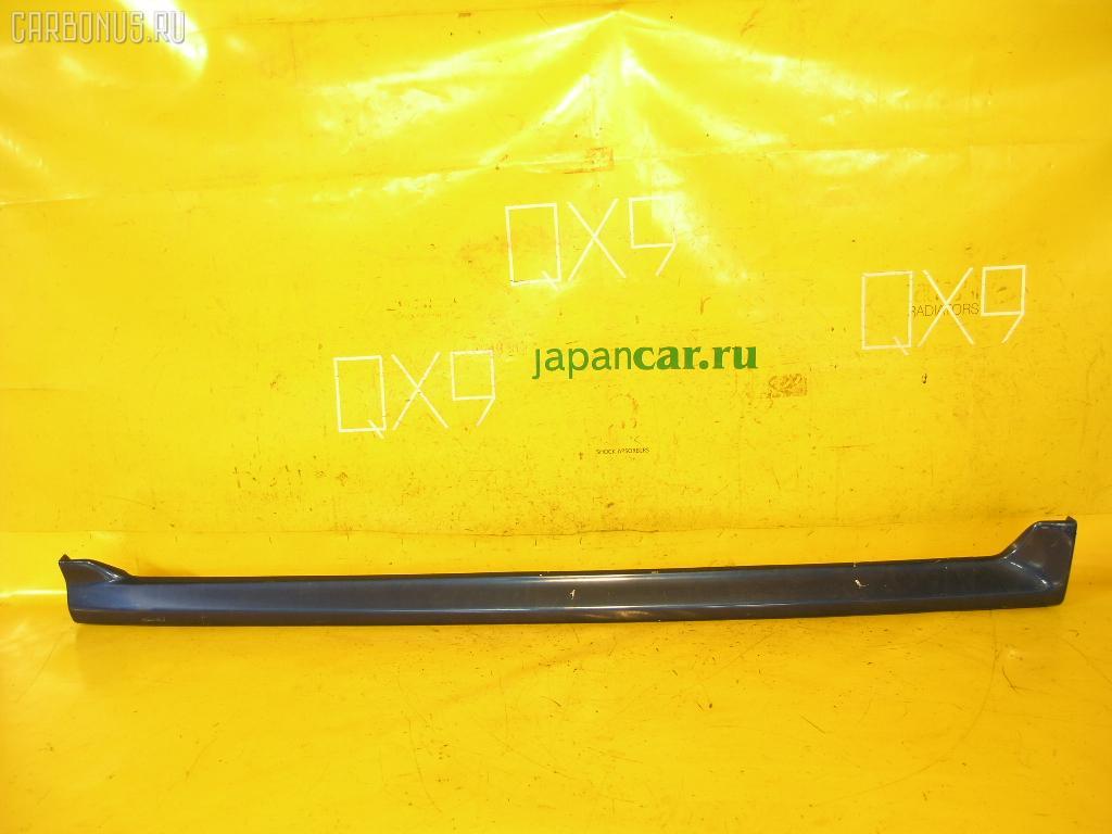 Порог кузова пластиковый ( обвес ) MAZDA DEMIO DW3W. Фото 3