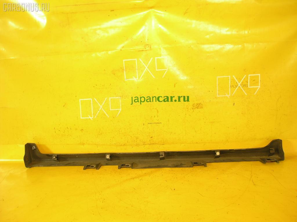 Порог кузова пластиковый ( обвес ) MAZDA DEMIO DW3W. Фото 4