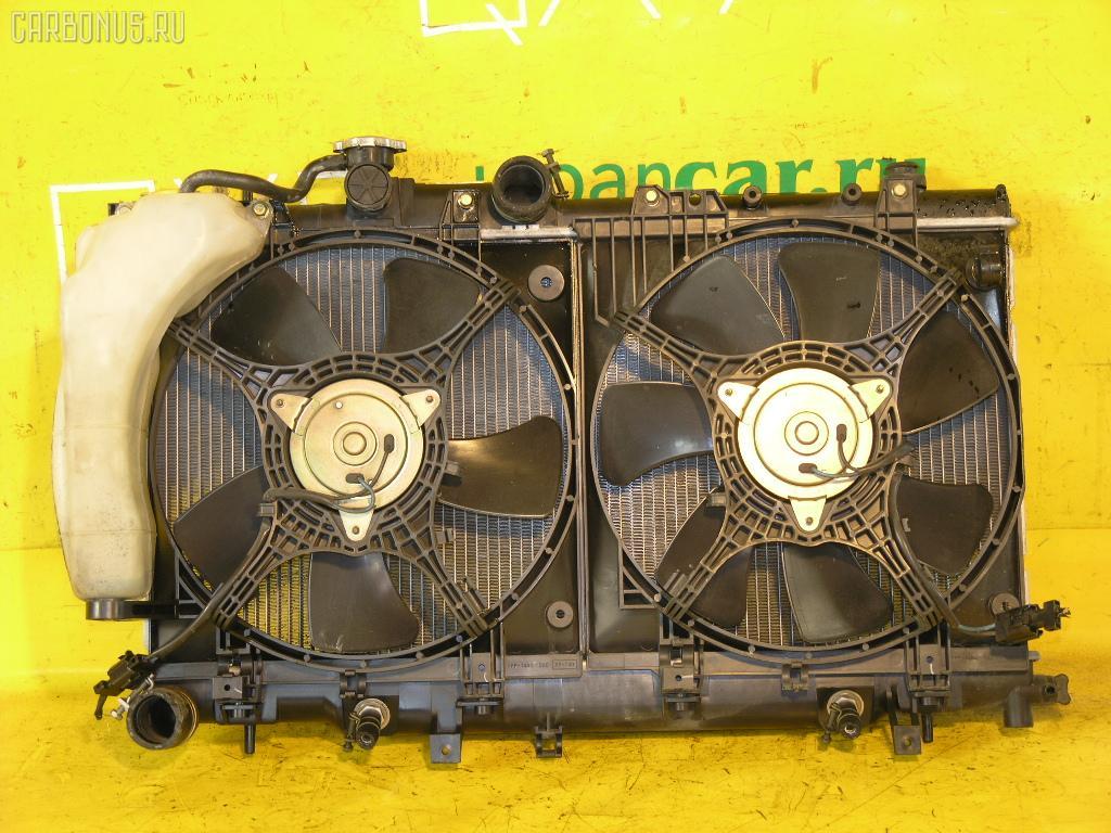 Радиатор ДВС SUBARU IMPREZA WAGON GG2 EJ15. Фото 4