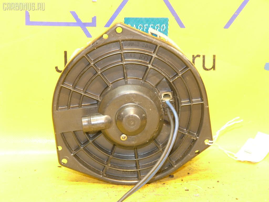 Мотор печки NISSAN. Фото 1