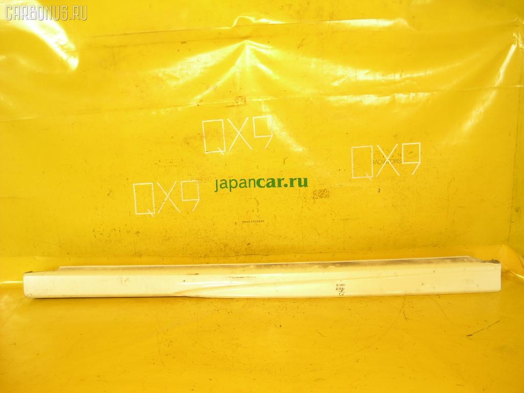 Порог кузова пластиковый ( обвес ) HONDA ACCORD WAGON CF7. Фото 3