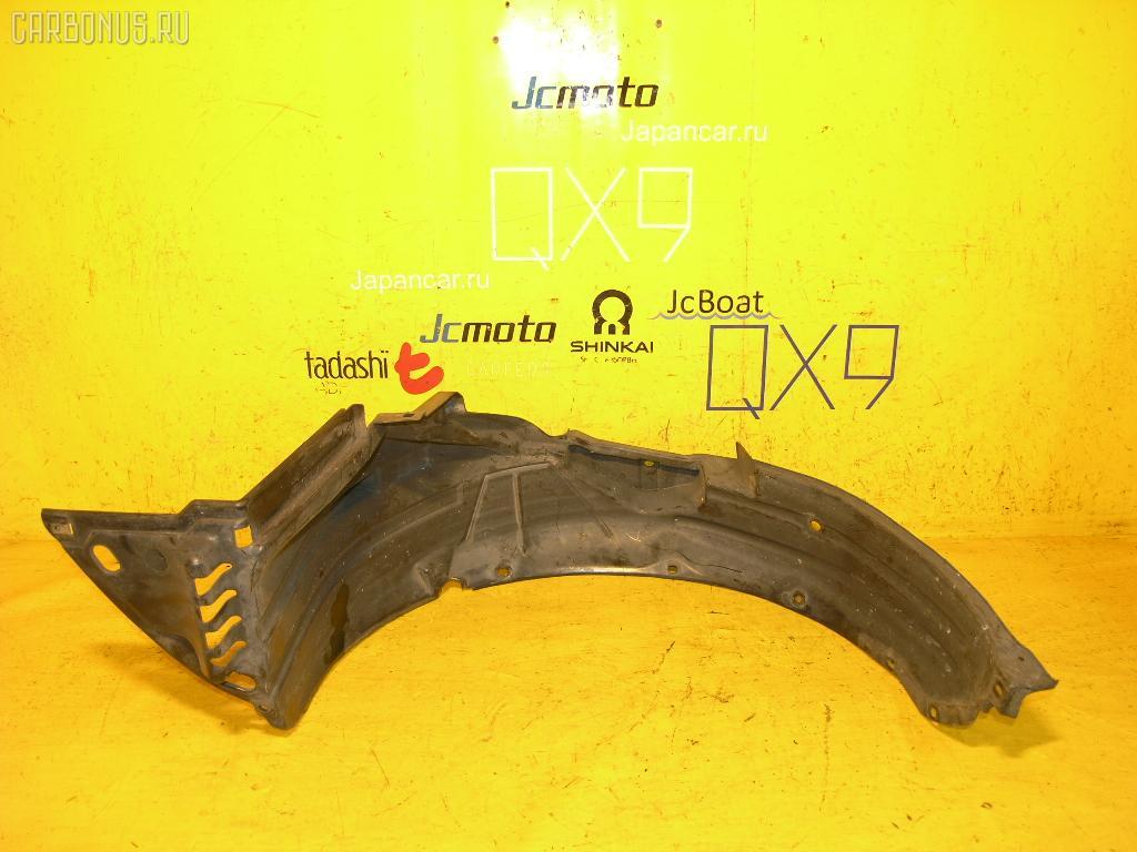 Подкрылок HONDA FIT GD1 L13A. Фото 3