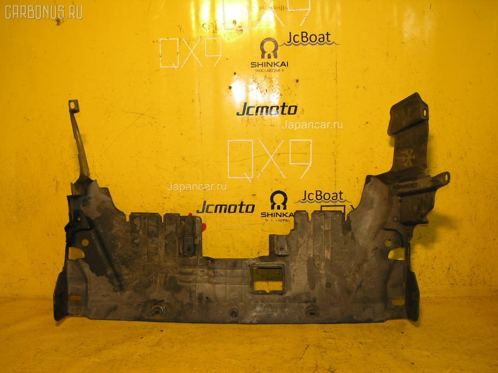 Защита двигателя HONDA ODYSSEY RA6 F23A. Фото 2