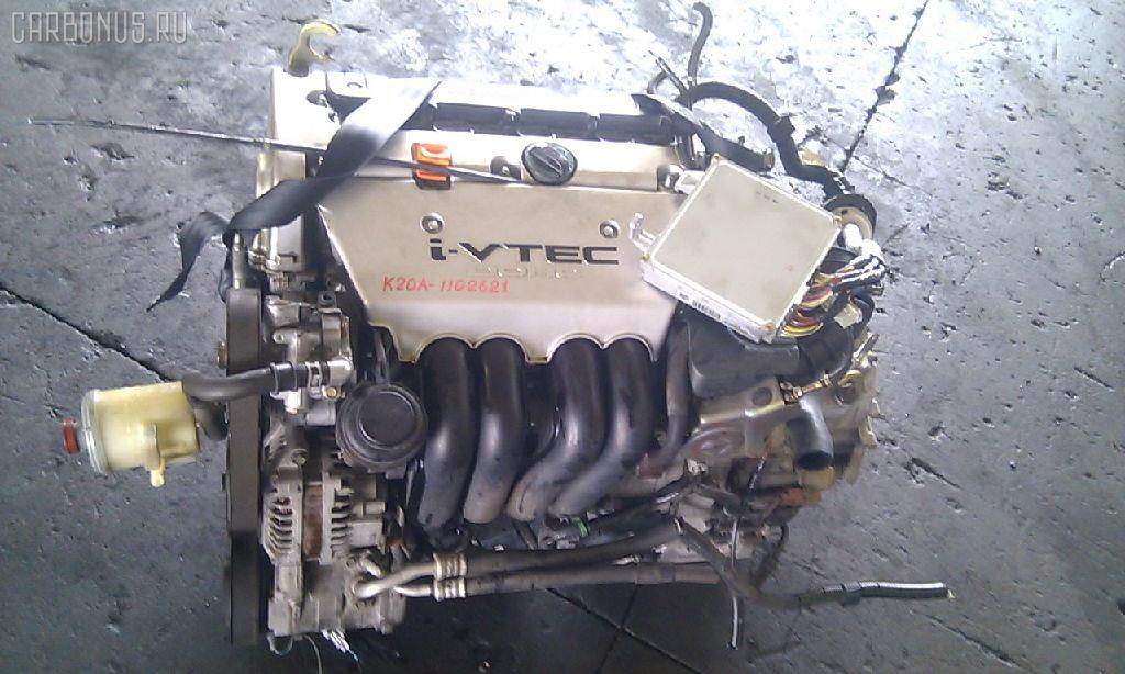 Двигатель HONDA STREAM RN3 K20A. Фото 10