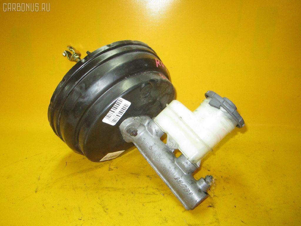 Главный тормозной цилиндр HONDA CR-V RD1 B20B. Фото 2