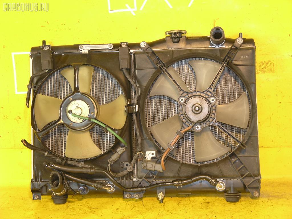 Радиатор ДВС HONDA INSPIRE CC2 G25A. Фото 4