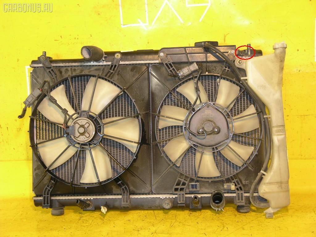Радиатор ДВС HONDA STREAM RN3 K20A. Фото 9