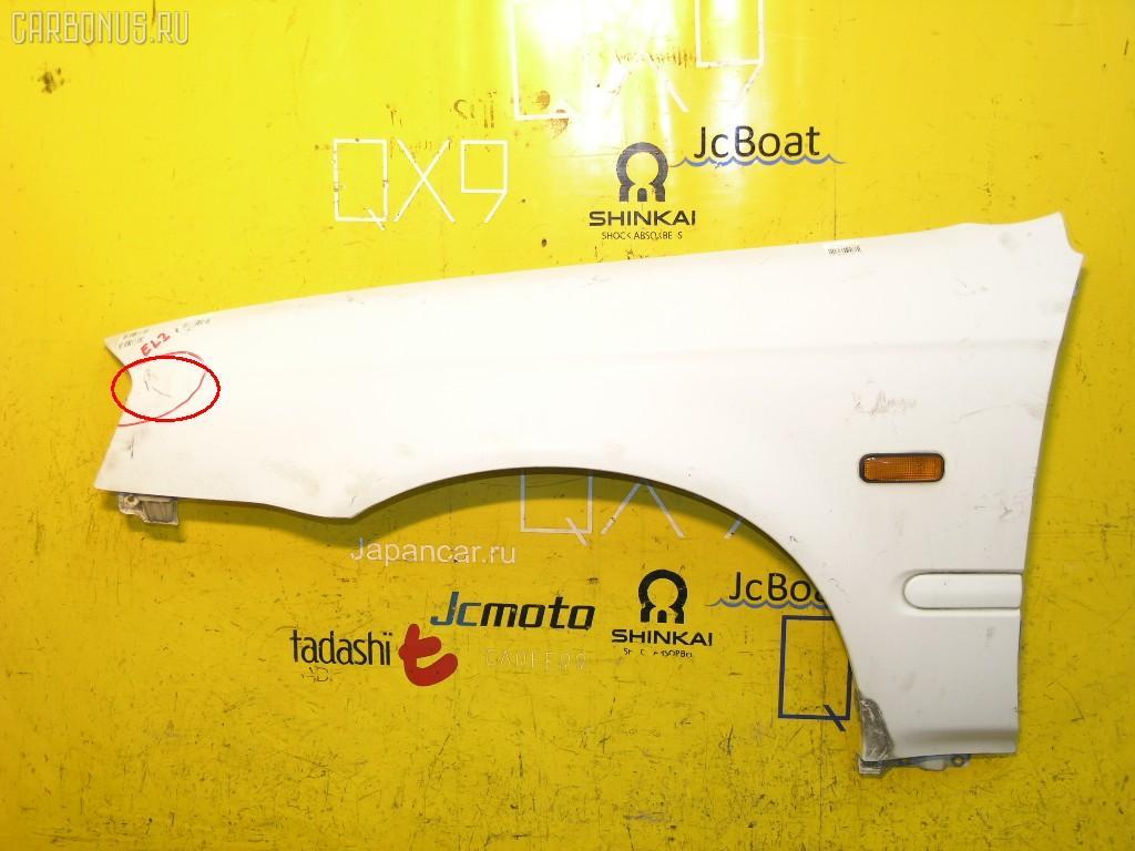 Крыло переднее HONDA ORTHIA EL3. Фото 1