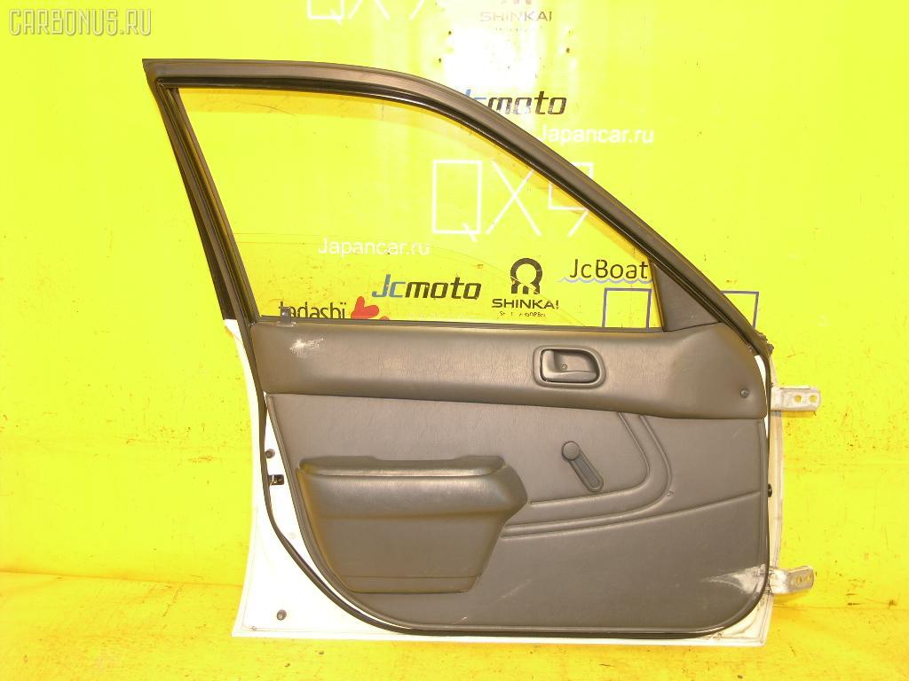 Дверь боковая TOYOTA COROLLA EE111. Фото 2