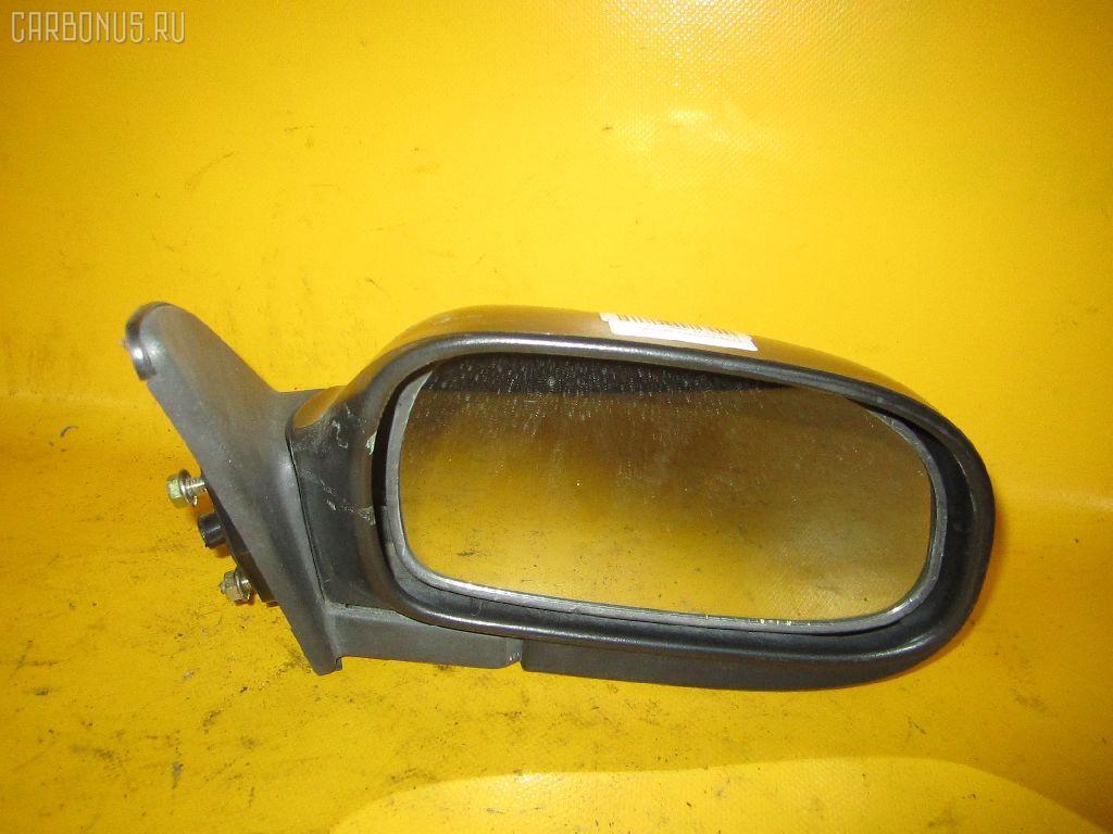 Зеркало двери боковой TOYOTA COROLLA EE111. Фото 1