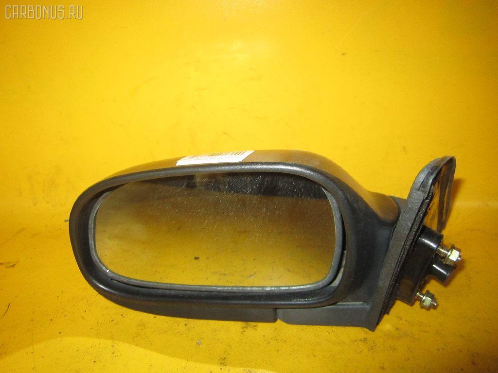 Зеркало двери боковой TOYOTA COROLLA EE111. Фото 3