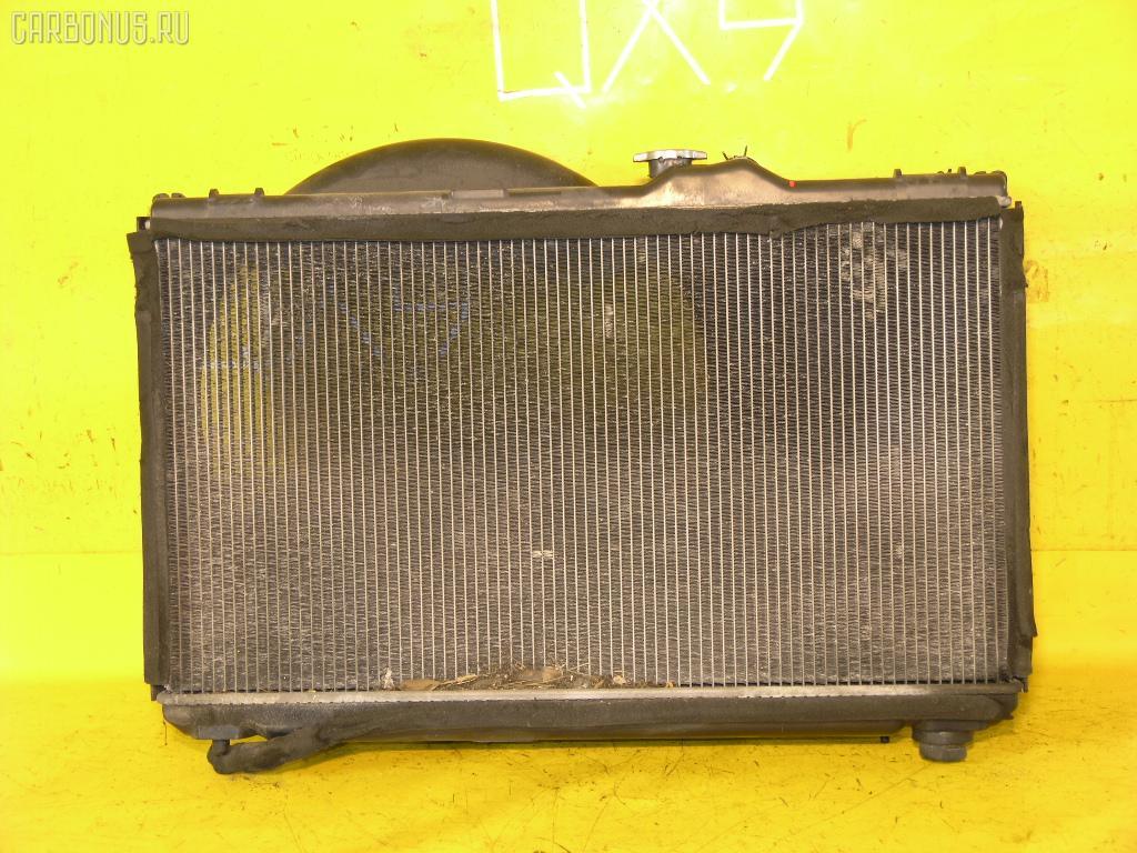Радиатор ДВС TOYOTA JZX100 1JZ-GE. Фото 5