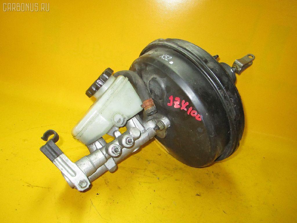 Главный тормозной цилиндр TOYOTA JZX100 1JZ-GE. Фото 5