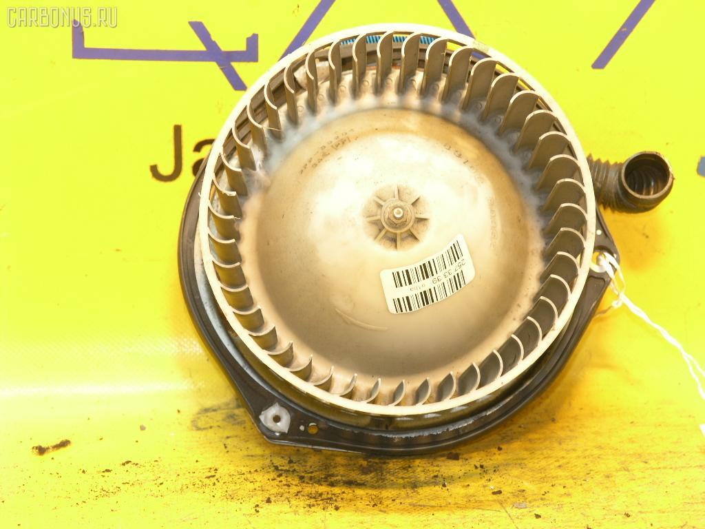 Мотор печки NISSAN. Фото 6