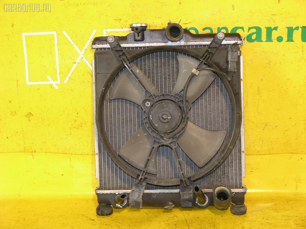 Радиатор ДВС HONDA DOMANI MA4 ZC. Фото 2