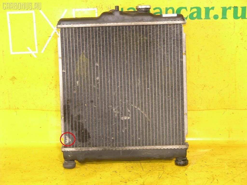 Радиатор ДВС HONDA DOMANI MA4 ZC. Фото 3