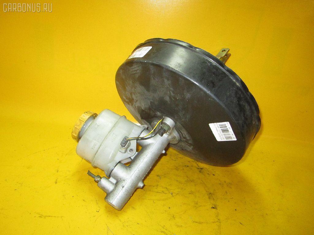 Главный тормозной цилиндр NISSAN SUNNY FB15 QG15DE. Фото 4