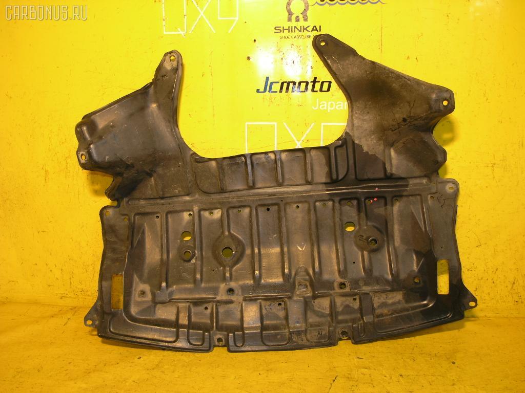 Защита двигателя TOYOTA CHASER SX100 4S-FE. Фото 10