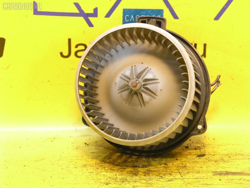 Мотор печки SUBARU LEGACY WAGON BH5. Фото 3
