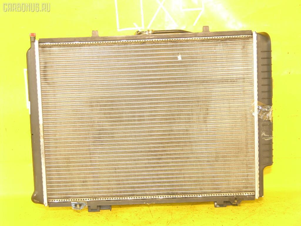 Радиатор ДВС MERCEDES-BENZ E-CLASS W210.061 112.911. Фото 3