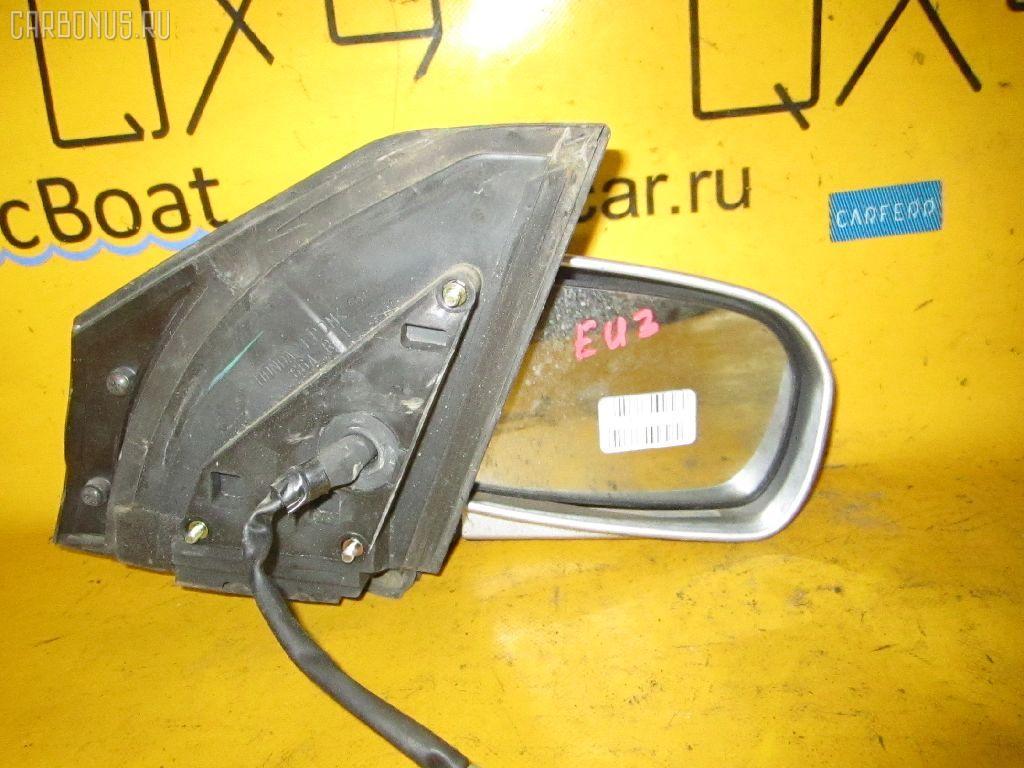 Зеркало двери боковой HONDA CIVIC EU3. Фото 5