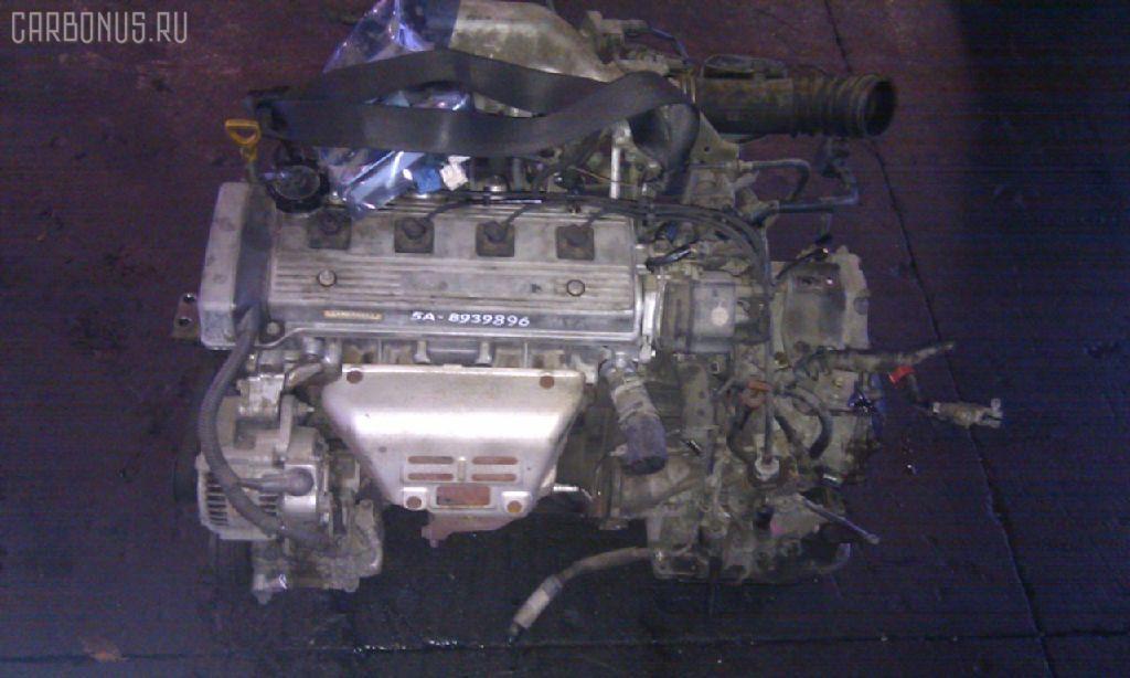 Двигатель TOYOTA CARINA AT212 5A-FE. Фото 7