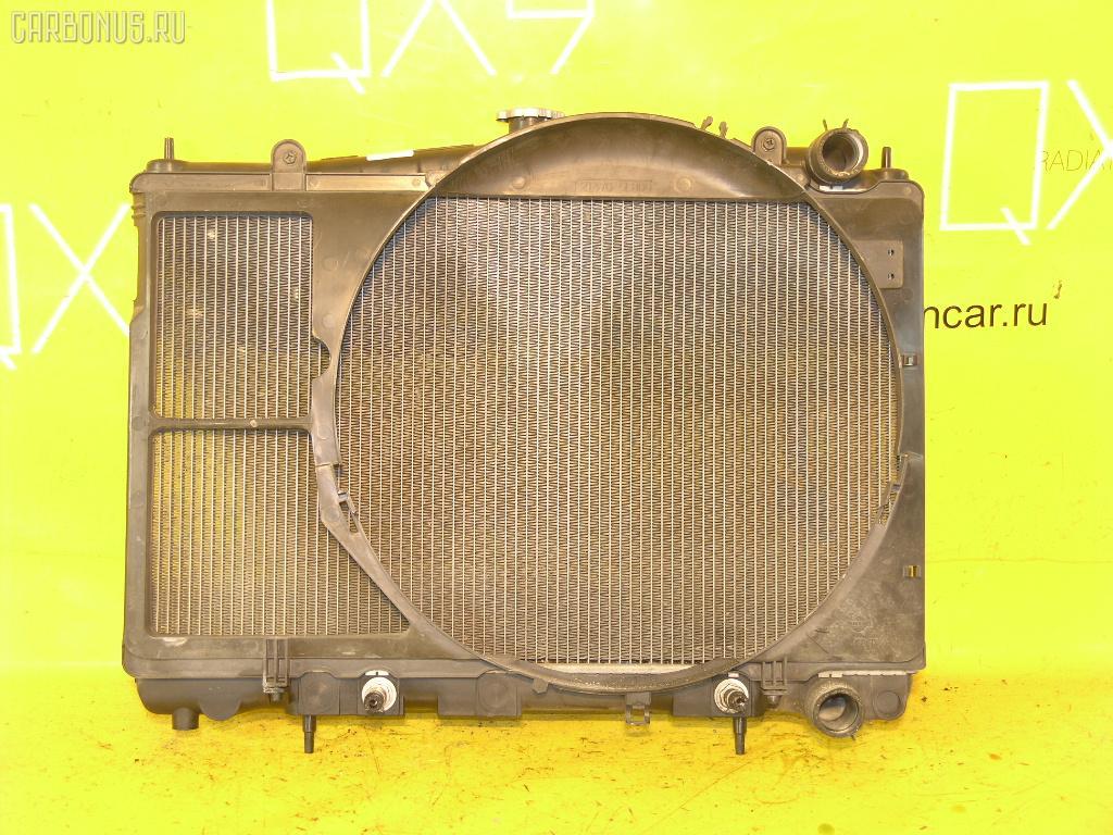 Радиатор ДВС NISSAN LAUREL GC35 RB25DE. Фото 2